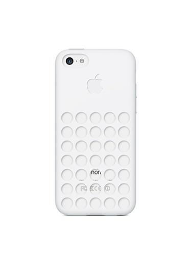 Samsung Iphone 5C Kılıf Orjinal Mf039Zm/A - Beyaz Outlet Renkli